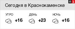 Погода в Краснокаменске - pogoda1.ru