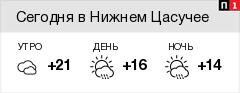 Погода в Нижнем Цасучее - pogoda1.ru