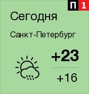 Погода в Санкт-Петербурге - pogoda1.ru